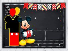 Salvador cumple 1 año y te invita a celebrarlo el Sábado 11 de Agosto a las 4:00 pm, en Horencias de California Mz A, Lt 14,15, Dpto 201. Residencial San Rafael. Mickey Mouse Birthday Invitations, Mickey Mouse Clubhouse Party, Mickey Mouse Clubhouse Birthday, Mickey Birthday, Mickey Party, Mickey Mouse Parties, 1st Boy Birthday, Fiesta Mickey Mouse, Minnie Mouse