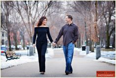 Boston Engagement Photography in New England