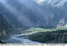 Hunza River Valley