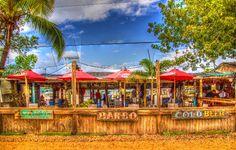 Beach Bars in HDR: Porky's Bayside, Marathon, Florida Florida Keys, Florida Beaches, Corner Bar, Beach Bars, Beach Club, Key West, Hdr, Marathon, Road Trip
