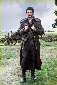 Ben Barnes Puts Up A Fight Against The Red Coats In New 'Sons of Liberty' Stills | ben barnes more sons liberty pics 17 - Photo