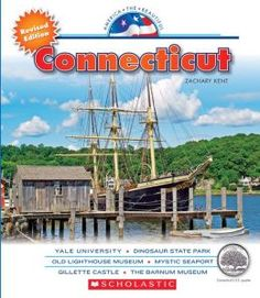 Describes the history, geography, ecology, people, economy, cities, and sights of the state of Connecticut, and includes ideas for classroom assignments.