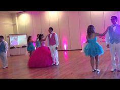 Sabrina's quincenera dance - YouTube