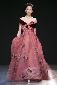 Défilé Georges Chakra Haute couture automne-hiver 2017-2018 33