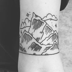 Drew on some mountains to add to the line work camp scene I did a while back 👌. Appointments ExistBrightly@gmail.com . . . . . #monterey#seasideca#marinaca#bigsur#pacificgrove#salinas#prunedale#blackwork#sanjuanbautista#montereytattoos#californiatattooer#bright_and_bold#kristinasantiago#gypsy#santacruz#americanmonarchtattoo#traditionaltattoo#csumb#mpc#dli#npgs#ucsc#cabrillo#solidtattoo#mandala#flashisnotdead#ladytattooers #calocals - posted by Kristina Santiago…