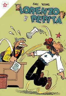 LORENZO Y PEPITA - AÑO VII - Nº124