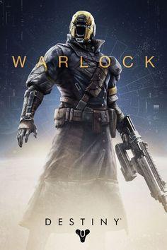 Destiny: Warlock - Bungie *