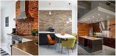 Design ce imita caramida pentru peretii bucatariei noastre - http://ideipentrucasa.ro/design-ce-imita-caramida-pentru-peretii-bucatariei-noastre/