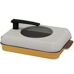 KITCHEN CHEF Healthy Ceramic Roaster Red ** Be sure to check out this awesome product.(This is an Amazon affiliate link and I receive a commission for the sales)