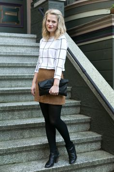 Best Ideas For Black Ankle Boats Outfit Office Fall Fashion Business Outfits, Office Outfits, Night Outfits, Work Outfits, Casual Winter Outfits, Fall Outfits, Summer Outfits, Professional Dresses, Young Professional