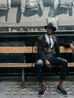 Guys of London Fashion Week 2015: Street Style Journal 06