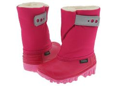 Tundra Kids Boots Teddy 4 (Toddler/Little Kid) Cherry/candy pink - Zappos.com Free Shipping BOTH Ways