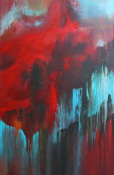 "Saatchi Online Artist Joanne Duffy; Painting, ""Question"" #art"