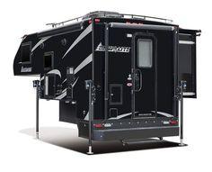 2017 Livin' Lite CampLite 8.4s Truck Camper Exterior