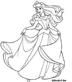 hercegnős 68 kifestő nyomtatható