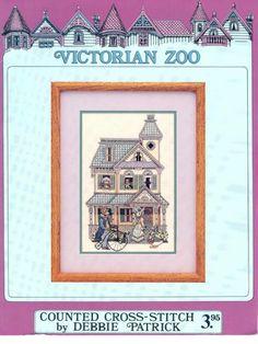 Gallery.ru / Фото #1 - DP-045 Victorian Zoo - mornela
