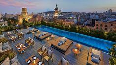 The Mandarin Oriental Barcelona Hotel