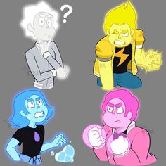 See more 'Steven Universe' images on Know Your Meme! Steven Universe Pictures, Steven Universe Drawing, Steven Universe Characters, Pink Diamond Steven Universe, Steven Universe Funny, Universe Love, Universe Images, Universe Art, Cartoon Shows