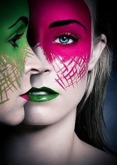 Helen Andrew Professional Make Up Artist #makeup #creative