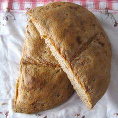 Cozinhar sem Lactose: Pão de mistura com sementes de papoila