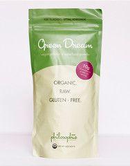 Philosophie Mama Green Dream Clean Protein Powder