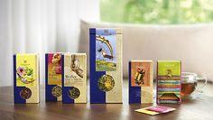 Wer in die Welt des Tees eintaucht, wird zum Reisenden.   Der Weg führt in viele Länder mit verschiedenen Kulturen und Ritualen und öffnet die Türen zu unzähligen Geschmacks-richtungen, Aromen und Düften.    Tee ist daher eines der beliebtesten Getränke der Welt. Ob Kräutertee, Schwarztee, Grüner Tee, Gewürz- oder Früchtetee und in welcher Form auch immer Sie Ihren SONNENTOR-Tee genießen möchten, Ihnen steht jede Teekultur offen.
