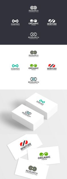 5 logos with infinity sign (4)
