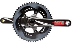 First Look: Quarq Prime Power Meter Ready Crank  http://www.bicycling.com/bikes-gear/news/first-look-quarq-prime-power-meter-ready-crank