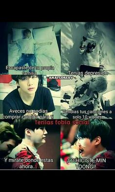 Read 5 from the story Imágenes de BTS con frases by MIN__yoongi- (* Min Yoongi Bts, Bts Taehyung, Bts Bangtan Boy, Vmin, Frases Bts, Bts Facts, Kpop Memes, Rap Lines, Bts Quotes