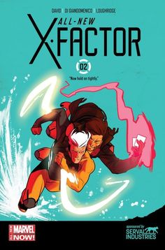 All-New X-Factor (2014-) #2 NOT BRAND X PART 2  Led by mutant mistress of magnetism, Polaris, the team uses its corporate backing for the betterment of society. With her half-brother Quicksilver, notorious thief, Gambit, and more by her side, can Polaris trust that her corporate masters really have good intentions?