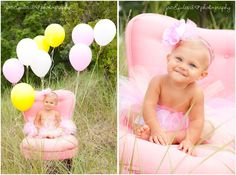 A Sweet First Birthday Photoshoot| Images by Jac