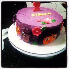Dora Dora cake:)