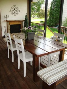 See examples of cheap-but-cool updates for gardens and outdoor rooms at HGTV.com.