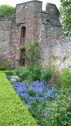 Wilton Castle, Herefordshire