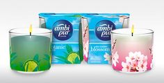 Ambi Pur Candles