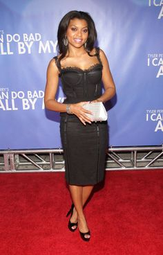 Taraji P. Henson Black Actresses, Black Actors, Black Is Beautiful, Most Beautiful Women, Taraji P Henson, Tracee Ellis Ross, Black Tv, Actor Model, Beautiful Celebrities