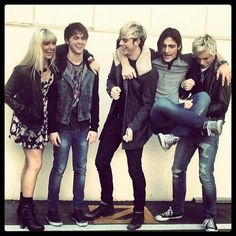 I love them so much.. #R5