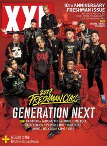 XXL Reveals 2017 Freshman Class