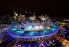 Opening Ceremony - London 2012