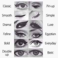 Which one your fav? Mine is basic ❤ #eyes #makeup
