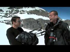 The Human Bird (Jeb Corliss) : that guy really makes me dream !