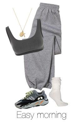 """Untitled #723"" by dejanadi ❤ liked on Polyvore featuring Gildan, Ozone, ERTH and Yeezy by Kanye West"