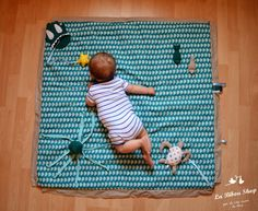 diy b b 10 tapis d 39 veil faire soi m me d co et accessoires enfant pinterest diy bebe. Black Bedroom Furniture Sets. Home Design Ideas