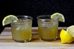 vermontucky lemonade (maple bourbon lemonade)