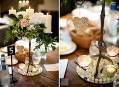 Elin and James' wedding