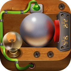 Game Icon (Marble Machine) by Rejke