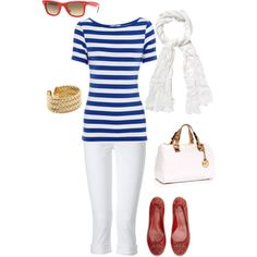 nautical style, total New England Style