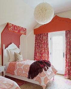 Colorful Bedroom by Decor Dose