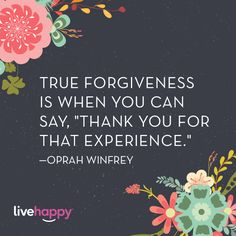 """Couldn't agree more. Every experience is a lesson waiting to be learned and re-taught. Share your experiences and grow as individuals. I can promise you this, the word """"forgiveness"""" will not be in your dictionary for long. - Neha Sharda"""