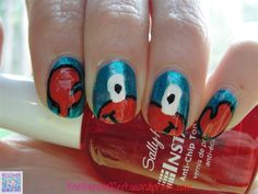 Crabby Nails